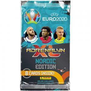 1st Paket, Nordic Edition Panini Adrenalyn XL Euro 2020