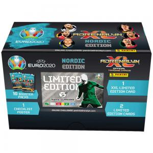 1st Gift Box, Nordic Edition Panini Adrenalyn XL Euro 2020