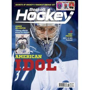 Beckett Hockey, #06 2018, June (American Idol)