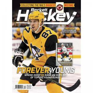 Beckett Hockey, #12 2019, December (Forever Young)