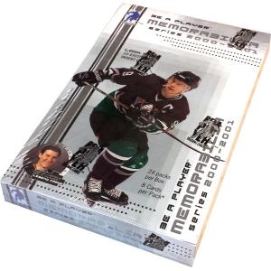 Hel Box 2000-01 Be A Player Memorabilia Hobby