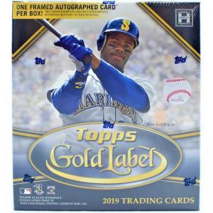Hel Box 2019 Topps Gold Label Baseball