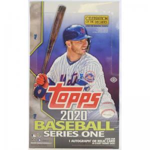 Hel Box 2020 Topps Series 1 Baseball Hobby