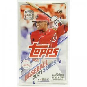 Hel Box 2021 Topps Baseball Series 1 Hobby