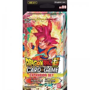 Dragon Ball Super Card Game - Expansion Set BE09: SAIYAN SURGE