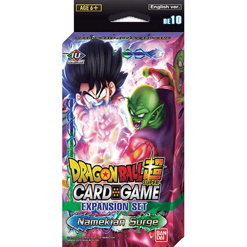 Dragon Ball Super Card Game - Expansion Set BE10: NAMEKIAN SURGE
