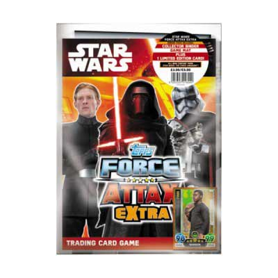 Pärm, Star Wars Force Attax Extra