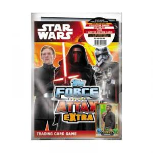 Binder, Star Wars Force Attax Extra