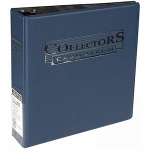 3 Ring binder, Blue  Collectors