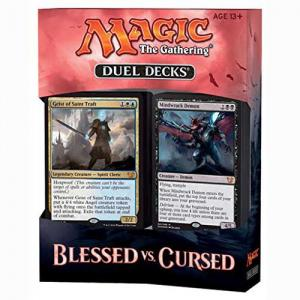 Magic, Blessed VS. Cursed, Duel Decks