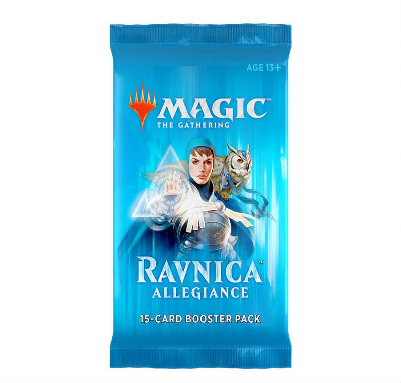 Magic, Ravnica Allegiance, 1 Booster