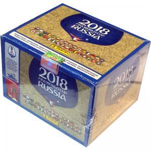 Box (100 Packs), Panini Stickers World Cup 2018