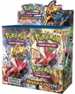 Pokemon, XY BREAKpoint, Display / Booster Box (36 booster)