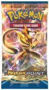 Pokemon, XY BREAKpoint, 1 Booster
