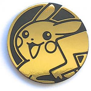 Pokémon, Coin, Pikachu - Gold
