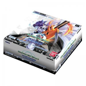 Digimon Card Game – Battle of Omni Booster Display BT04 (24 Packs)