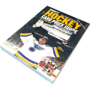 Beckett Hockey Card Price Guide (Yearbook) 2020 29th Edition - Jordan Binnington
