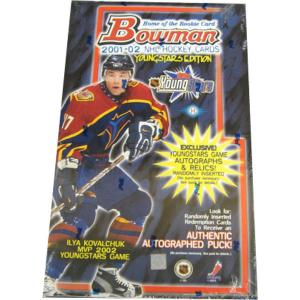 Hel Box 2001-02 Bowman Young Stars