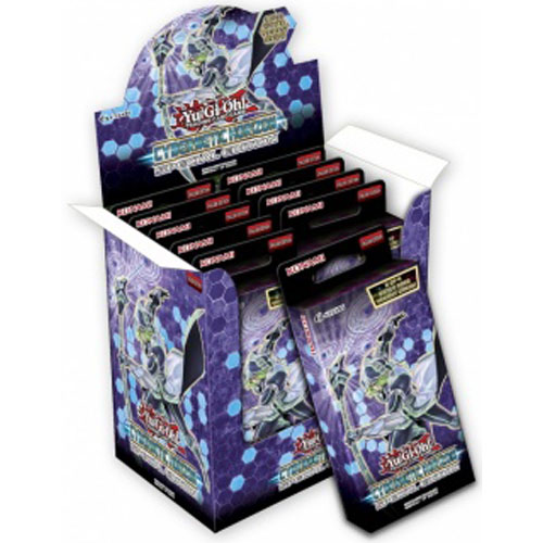 Yu-Gi-Oh, Special Edition Display (10), Cybernetic Horizon