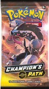 Pokémon, Champion's Path, 1 Booster (Random artwork on the booster)
