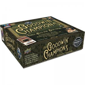 Hel Box 2019-20 Upper Deck Goodwin Champions