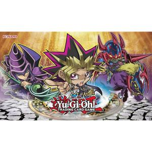 Chibi Game Mat, Duelist Kingdom - Yugi