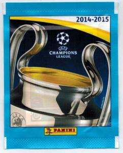 50 Paket (lösa), Panini Stickers Champions League 2014-15