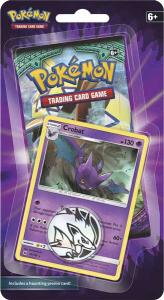 Pokémon, 1 Checklane Blister Pack Halloween: Crobat