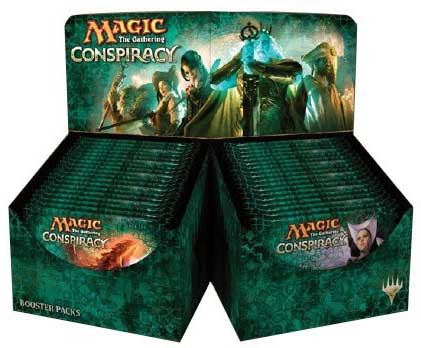 Magic, Conspiracy, 1 Display (36 Boosters)