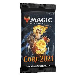 Magic, Core Set 2021, 1 Booster