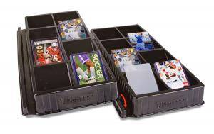 4 Toploader & ONE-TOUCH Card Sorting Tray