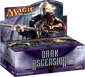 Magic, Dark Ascension, 1 Display (36 Boosters)