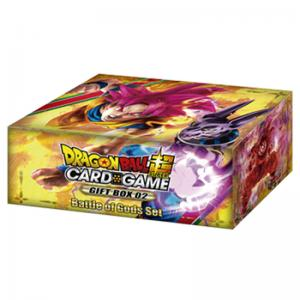 Dragon Ball Super Card Game - Battle of Gods Set - Gift Box 02