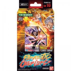 Dragon Ball Super Card Game - Parasitic Overlord - Starter Deck 10