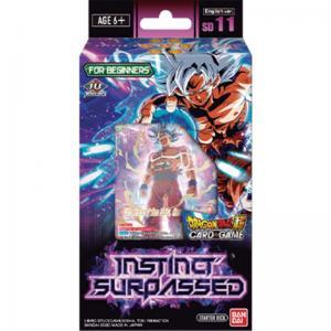 Dragon Ball Super Card Game - Instinct Surpassed - Starter Deck 11