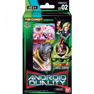 Dragon Ball Super Card Game - Android Duality - Expert Deck 2