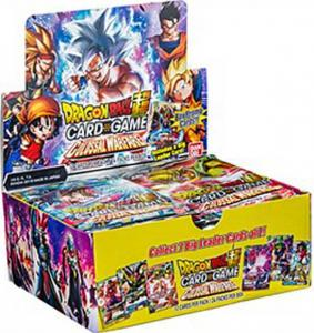 Dragon Ball Super Card Game - Colossal Warfare (Set 4) - Booster Display (24 Packs)