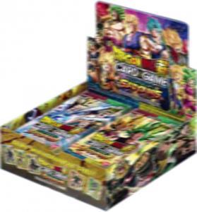 Dragon Ball Super Card Game - Assault of the Saiyans (Set 7) - Booster Display (24 Packs)