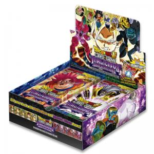 Dragon Ball Super Card Game - Malicious Machinations (Set 8) - Booster Display (24 Packs)