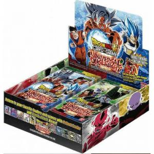 Dragon Ball Super Card Game - Universal Onslaught (Set 9) - Booster Display (24 Packs)