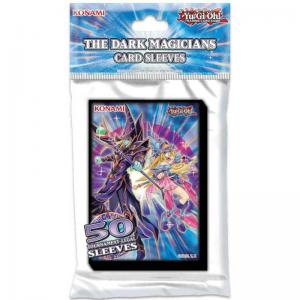 Yu-Gi-Oh - The Dark Magicians - Card Sleeves (50 Sleeves)