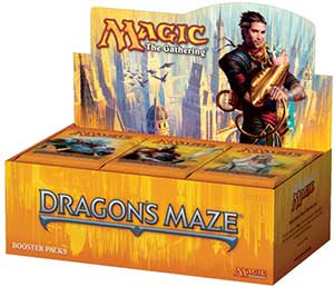Magic, Dragons Maze, 1 Display (36 Boosters)