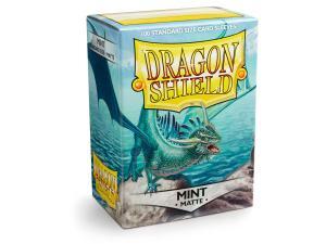 Dragon Shields Matte, 100st, Mint