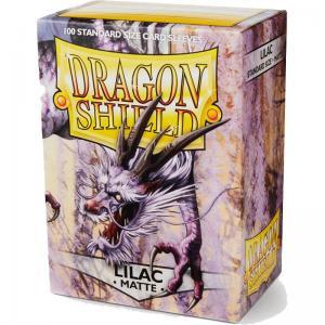 Dragon Shields Matte, 100st, Lilac