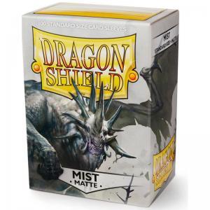Dragon Shields Matte, 100st, Mist