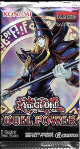 Yu-Gi-Oh, Duel Power, 1 Booster (5 kort)