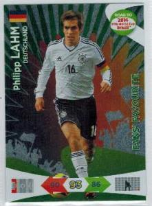 Fan Favourite, 2013-14 Adrenalyn Road to the World Cup, Philipp Lahm