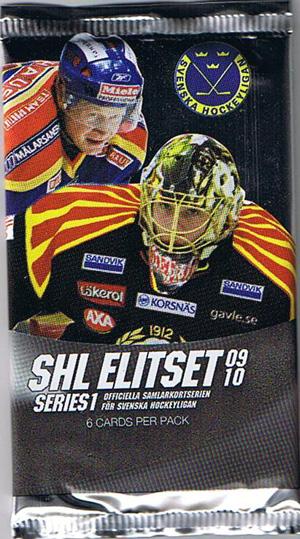 1st Paket 2009-10 Elitserien serie 1