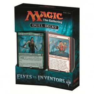 Magic, Elves VS. Inventors, Duel Decks
