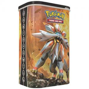 Pokémon, Elite Trainer Deck Shield - Solgaleo